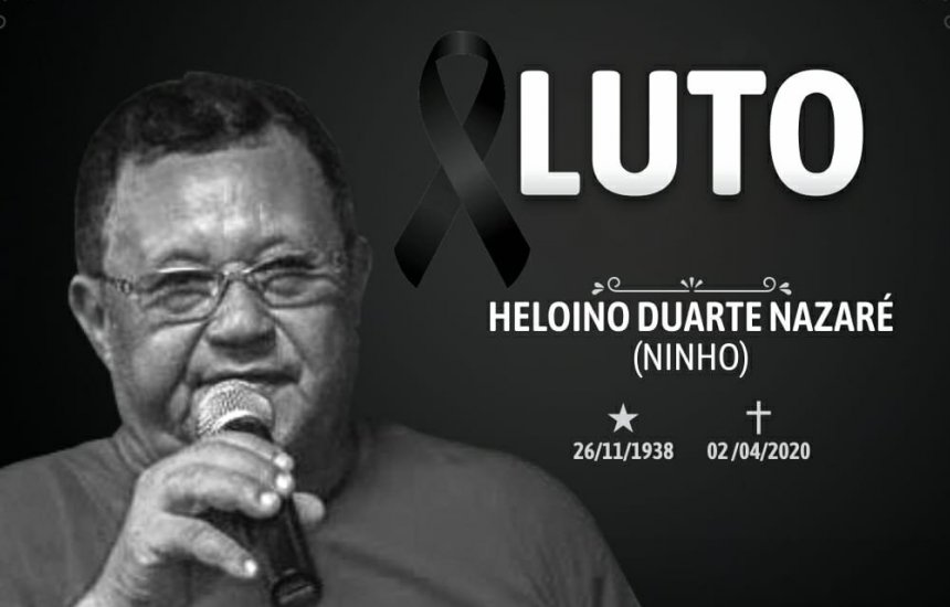[Câmara Municipal de Camaçari lamenta morte do ex-vereador Heloíno Duarte]