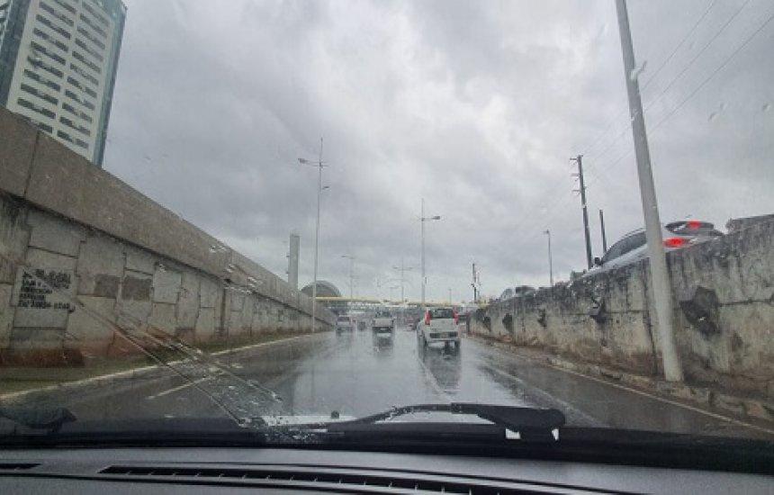 [Salvador tem regiões com o dobro de acumulados de chuva previstos para abril]