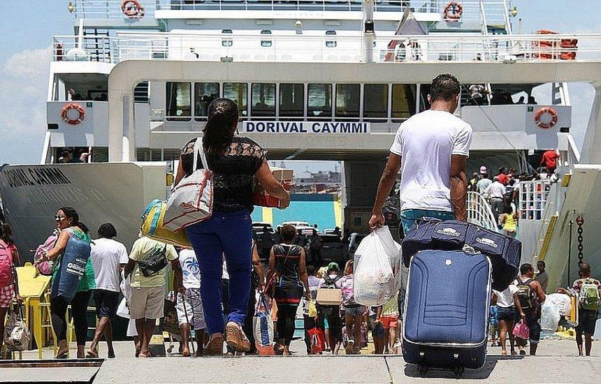 [Ferry-Boat não funcionará no feriado do Dia do Trabalho]