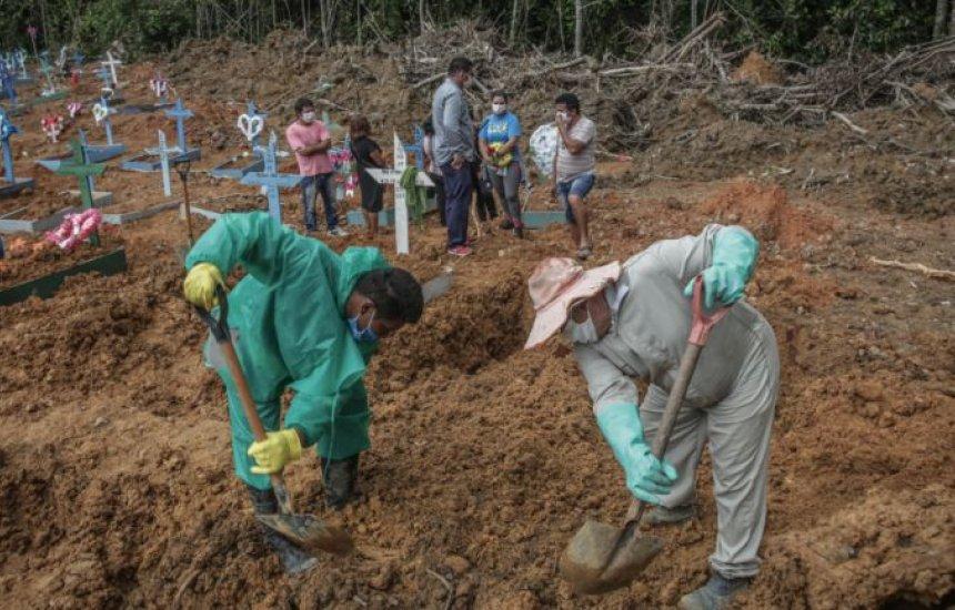[Brasil tem quase 18 mil mortes e mais de 271 mil casos de Covid-19]