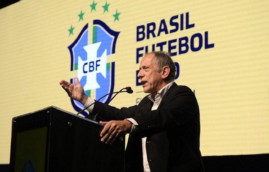 [Secretário da CBF diz que futebol brasileiro pode voltar em junho]