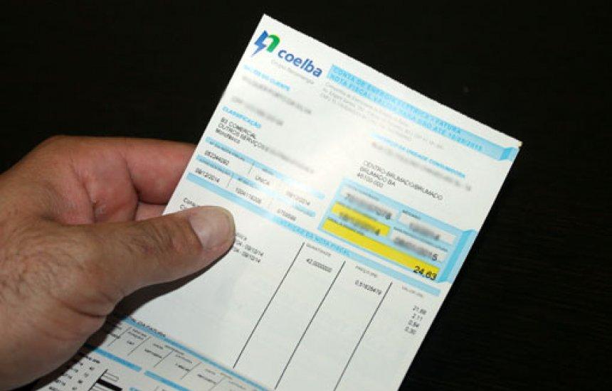 [Coelba anuncia que conta de energia pode ser paga com cartão do auxílio]