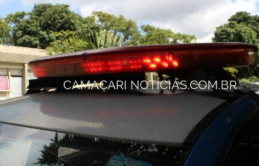 [Polícia registra homicídio na manhã deste sábado em Camaçari]