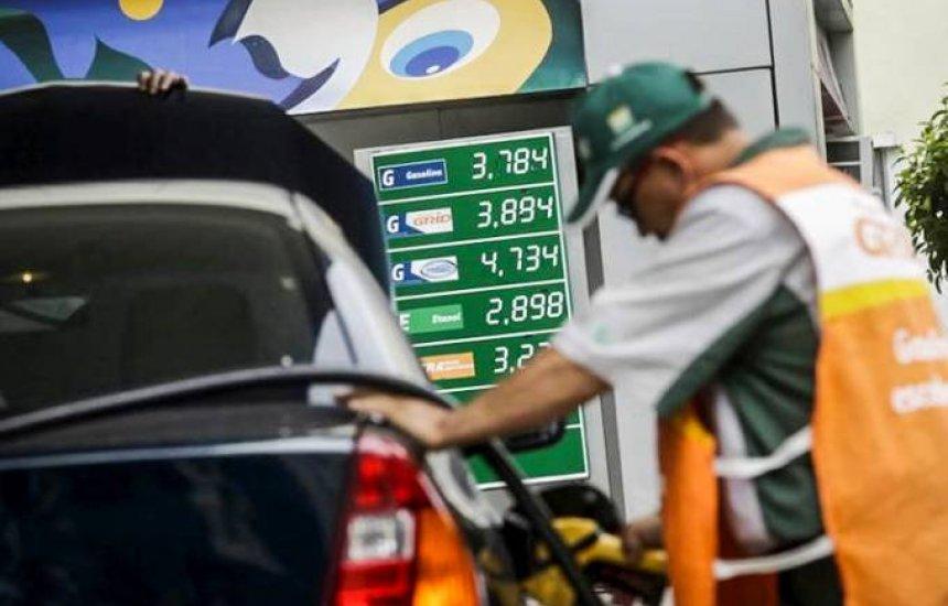 [Petrobras anuncia alta no preço da gasolina e do diesel]