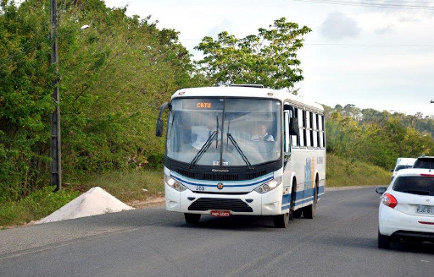 [Covid-19: suspensão de transporte atinge o total de 240 cidades baianas]