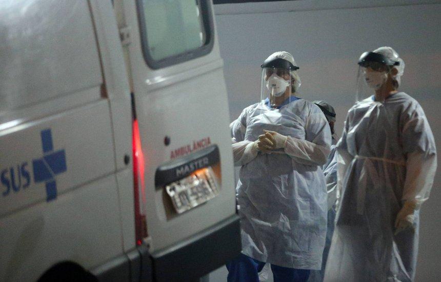 [Bahia: STF mantém pedido de afastamento de enfermeiros que integram grupos de risco]