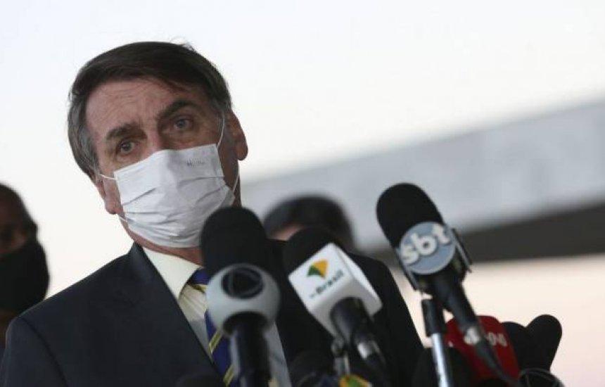 [Manifestações como as do domingo são 'o grande problema' do momento, diz Bolsonaro]