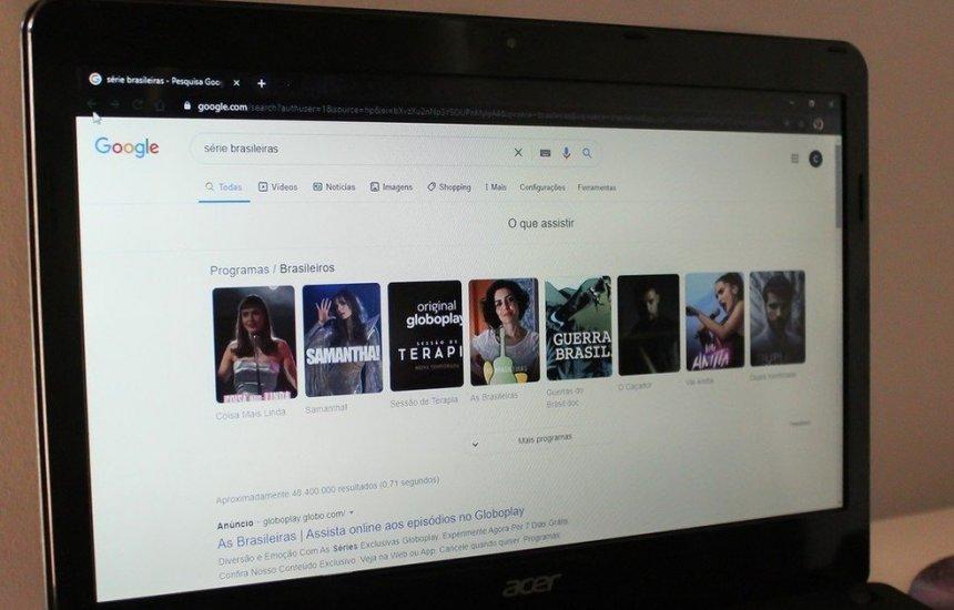 [Google lança recurso que ajuda a escolher séries e filmes para assistir]