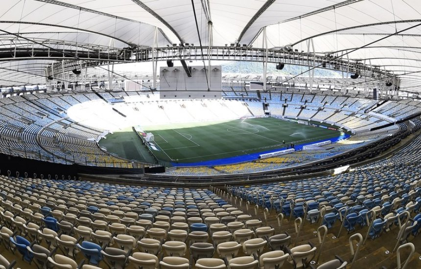 [Brasil pode ser o 1º país da América do Sul a abrir os estádios ao público]