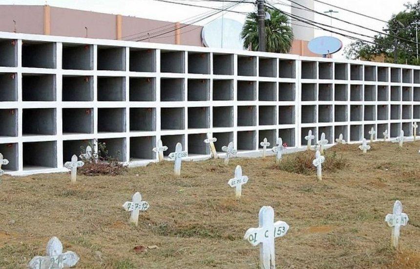 [Covid-19: Salvador registra em junho mais de 10 sepultamentos diários em cemitérios]