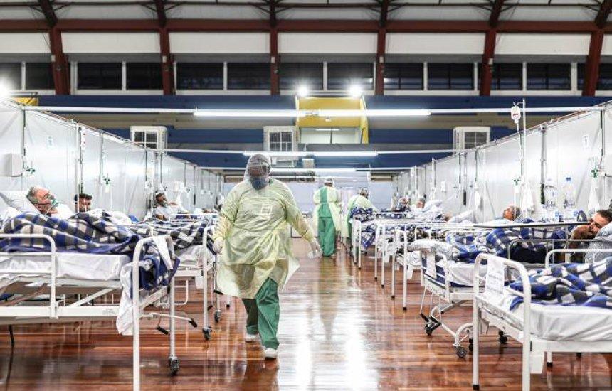 [Saúde diz que Brasil atingiu platô de mortes, mas alta de casos preocupa]