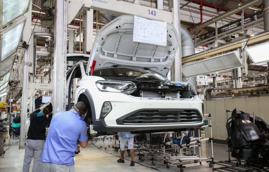 [Produção industrial cresce 7% em maio, após 2 meses de queda com pandemia]