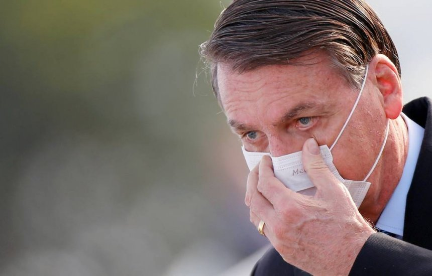 [Com suspeita de coronavírus, Bolsonaro faz novo teste e já toma hidroxicloroquina]