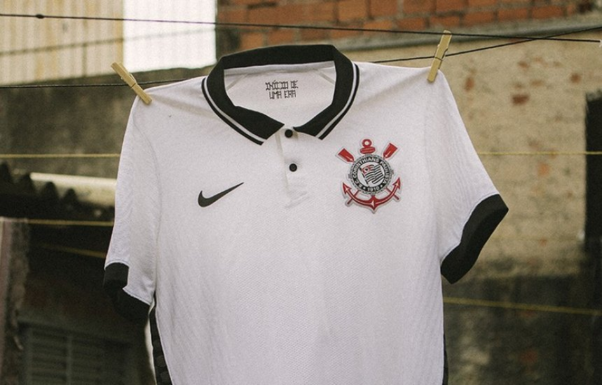 [Versão jogador da nova camisa do Corinthians é a mais cara do Brasil]