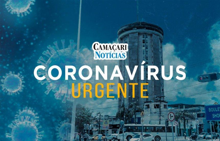 [Camaçari ultrapassa 2000 casos de coronavírus; 837 estão ativos]