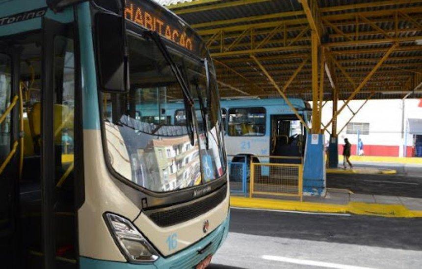 [Mais quatro cidades têm transporte suspenso na Bahia; total chega a 378]