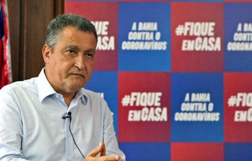 Governador alerta para crescimento de casos de Covid-19 e fala em colapso do sistema de saúde