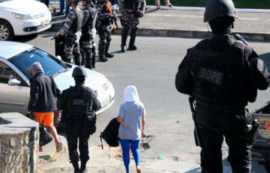 [Bahia é 2º estado com mais mortes em operações policiais, feminicídios e chacinas]