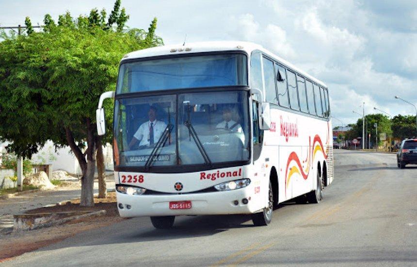 [Proibição da circulação do transporte coletivo atinge mais dois municípios baianos]