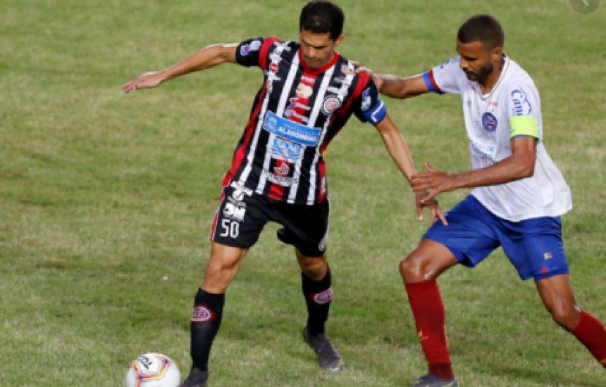 [Líderes, Bahia e Atlético decidem em casa a semifinal do Baiano]