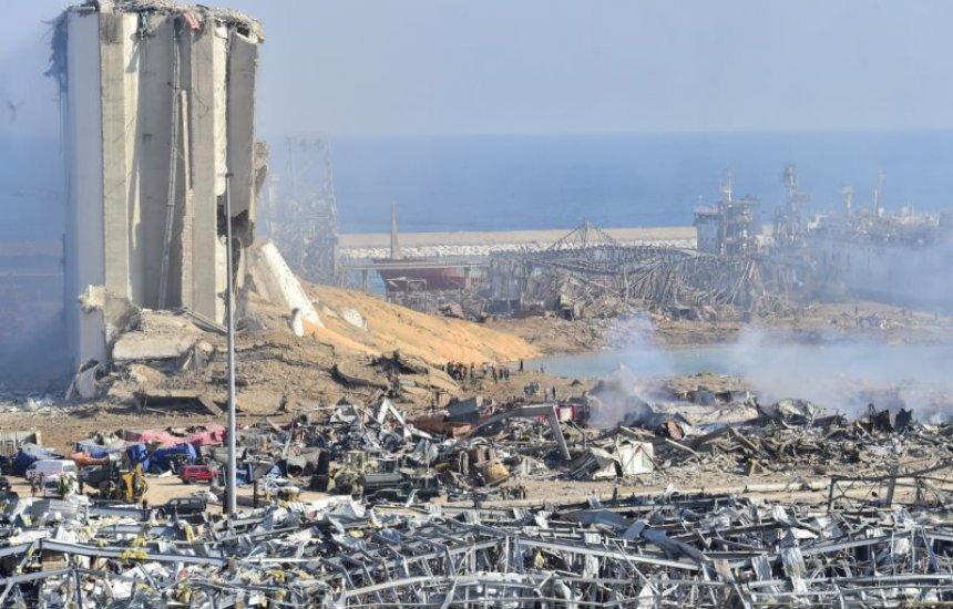 [Equipes buscam sobreviventes de explosão que matou mais de 100 em Beirute]