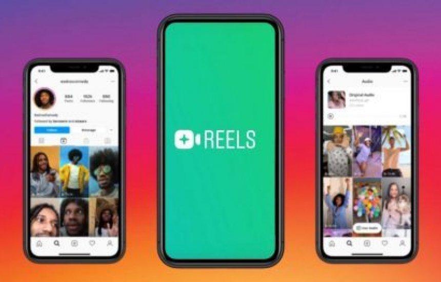 [Facebook lança recurso Reels do Instagram em mais de 50 países para brigar com o TikTok]