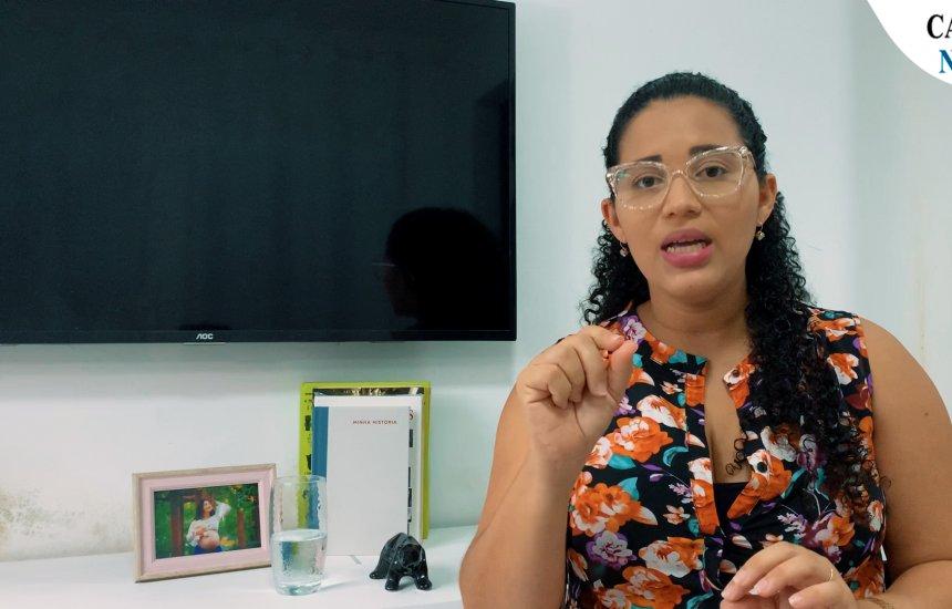 [Professora Jamili Palmeira comenta sobre disfunção da burocracia no serviço público]