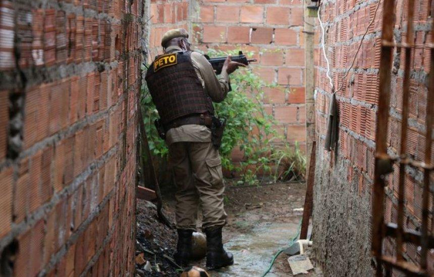 Mortes violentas têm redução de 7,8% em julho na Bahia