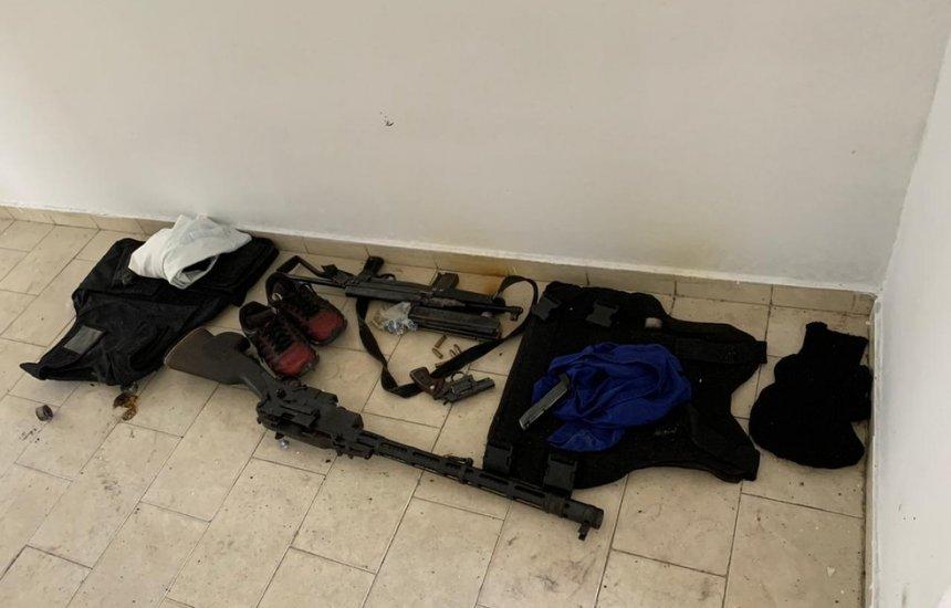 Operação da PF de combate a assaltos a carros-fortes tem 11 presos e 10 mandados de busca cumpridos