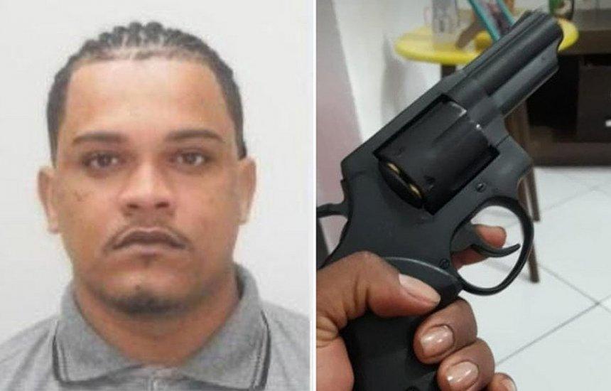 Líder da facção BDM em Lauro de Freitas é morto em confronto com a polícia