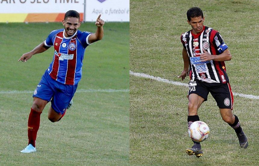 [Bahia e Atlético de Alagoinhas decidem o título do Baianão]