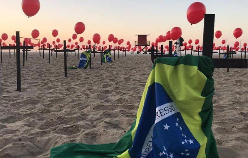 Brasil supera 100 mil mortos e mais de 3 milhões de infectados pela Covid-19
