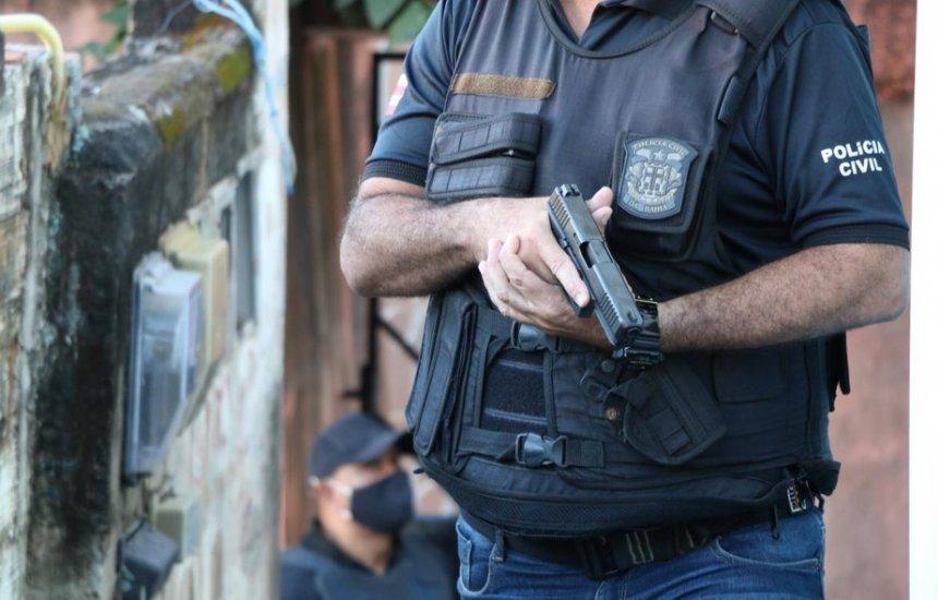 Policiais Civis da Bahia decretam paralisação de 24h