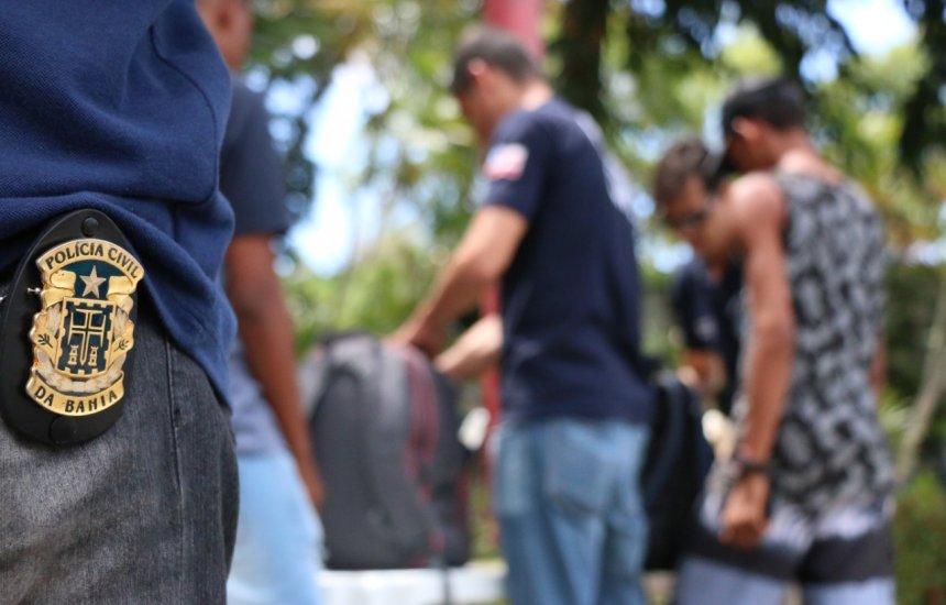 [Governo da Bahia promove 341 delegados, escrivães e investigadores]