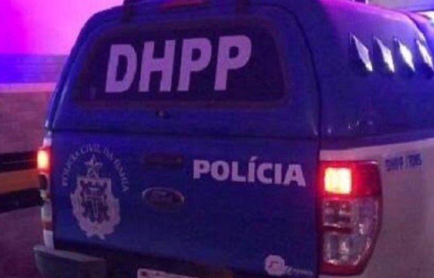 [Integrante de facção criminosa é preso por homicídio pela 4ª DH de Camaçari]