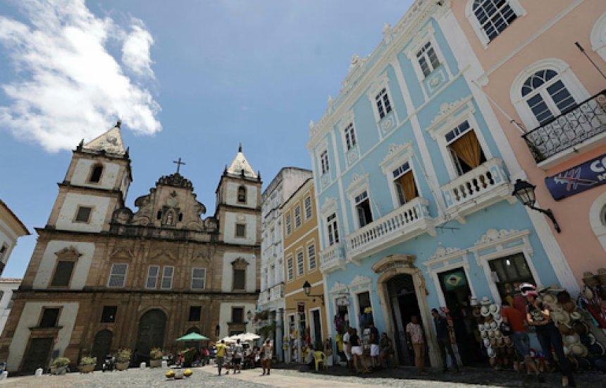 Bahia foi o terceiro principal destino do turismo doméstico no Brasil em 2019