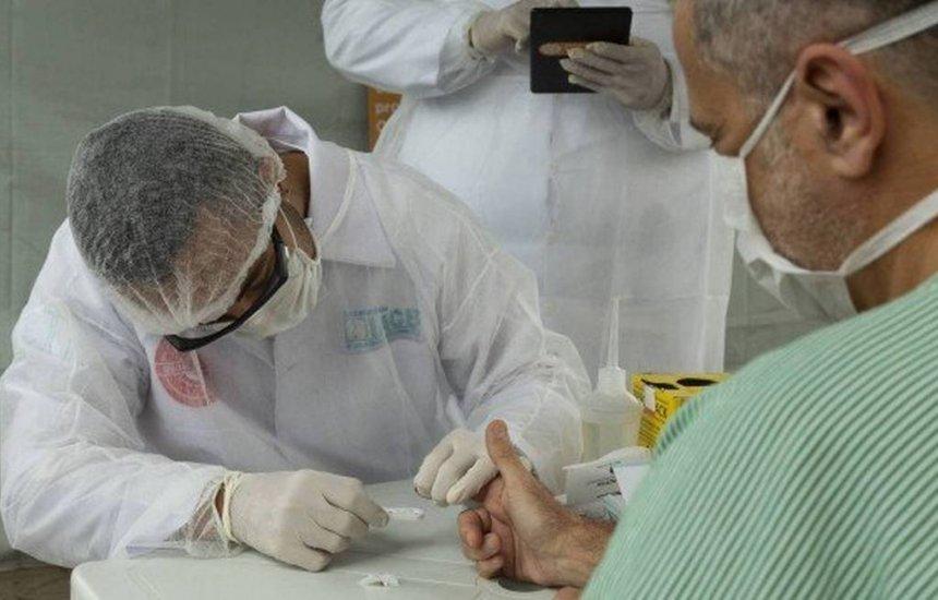Teste de Covid-19: ANS decide hoje se sorologia terá a cobertura obrigatória por planos de saúde
