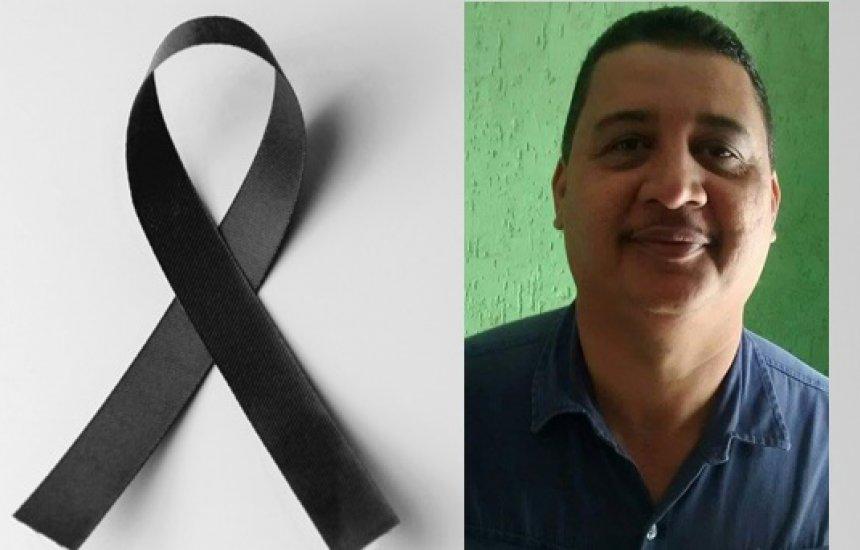 [Nota de pesar: morre Railton Sena Santos]