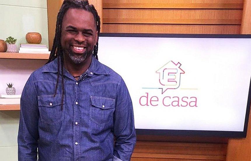 [Jornalista baiano assumirá posto de apresentador do 'É de Casa', da Globo]
