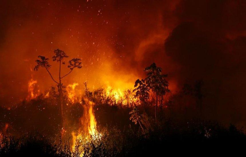[Incêndios levam Mato Grosso do Sul a decretar situação de emergência]