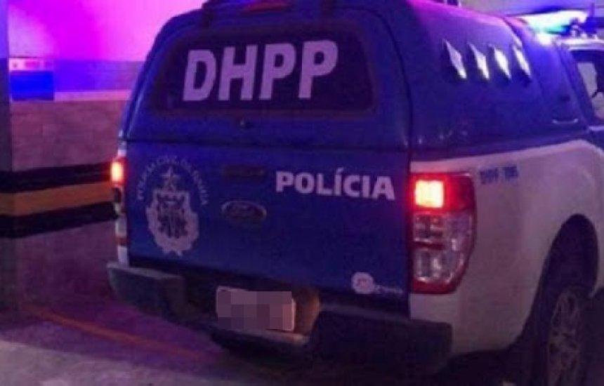 [Suspeito de espancar ex-companheira em Machadinho é preso pela DH de Camaçari]