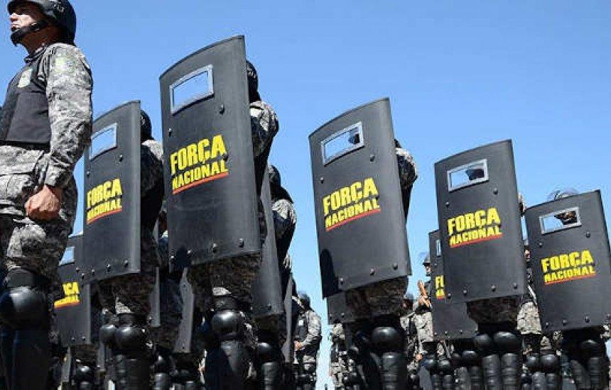 [PGE ajuíza ação no STF para impedir atuação da Força Nacional no extremo sul da Bahia]