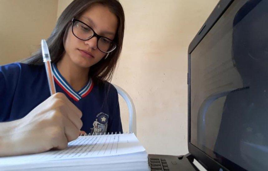 [Secretaria da Educação da Bahia transmite ao vivo aulão de Geografia]
