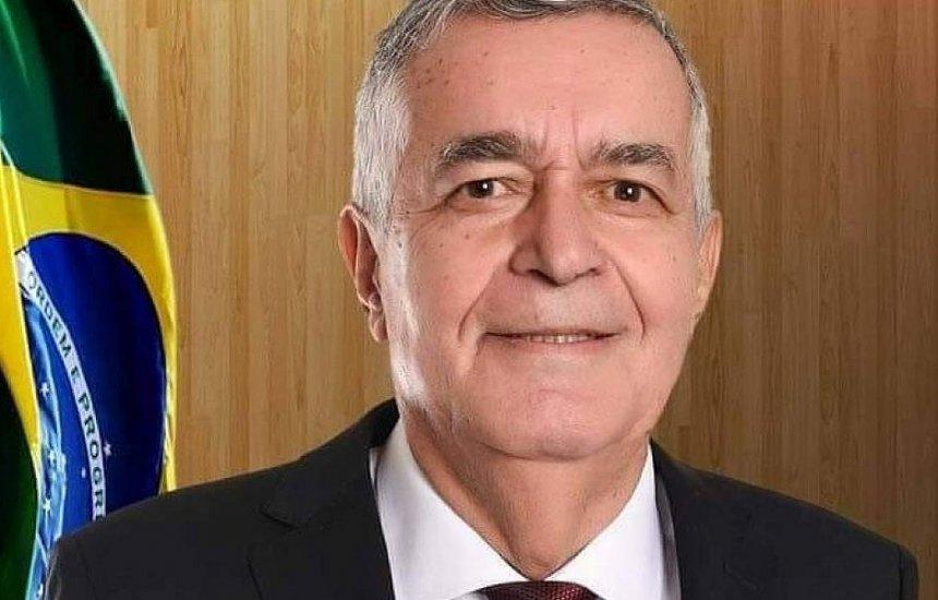 [Pré-candidato à reeleição, prefeito de João Dourado morre aos 72 anos]