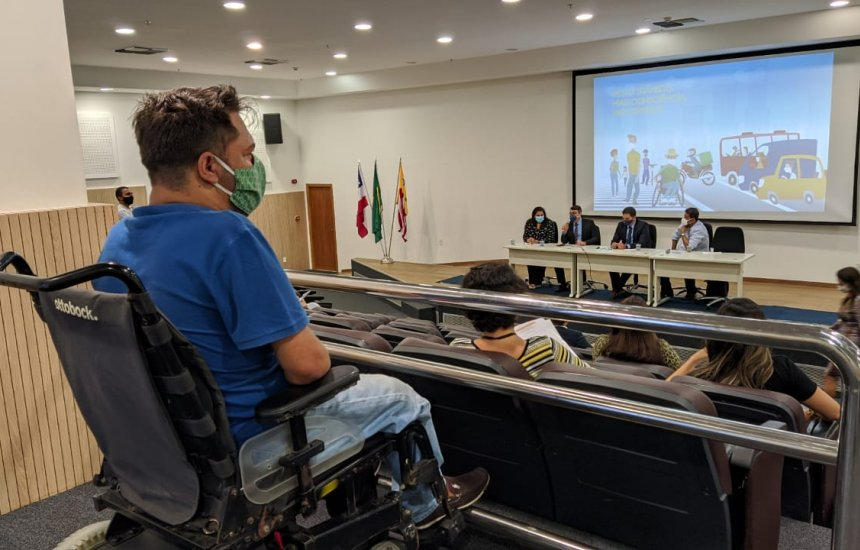 Detran esclarece regras da exigência de perícia médica no órgão para pessoas com deficiência