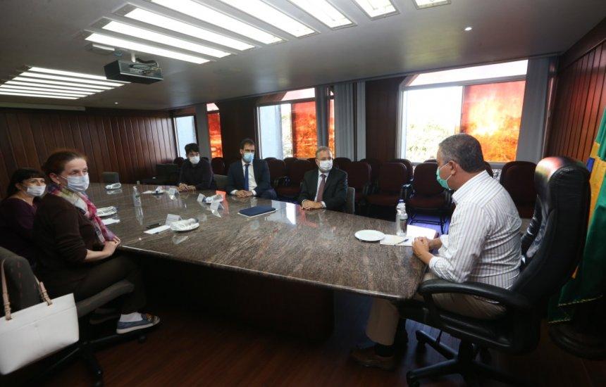 [Bahia faz parceria com laboratório para construção de fábrica de insulina em Dias d'Ávila]