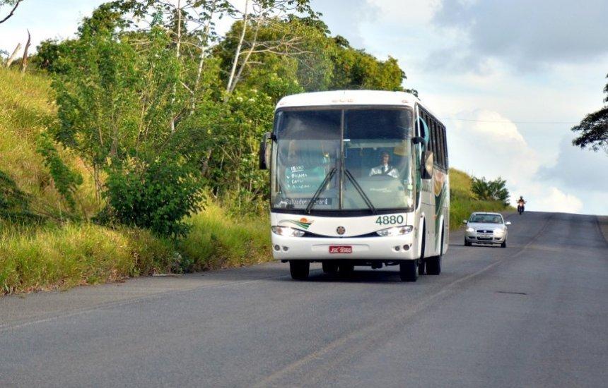 [Transporte coletivo intermunicipal é retomado em todo o estado da Bahia]