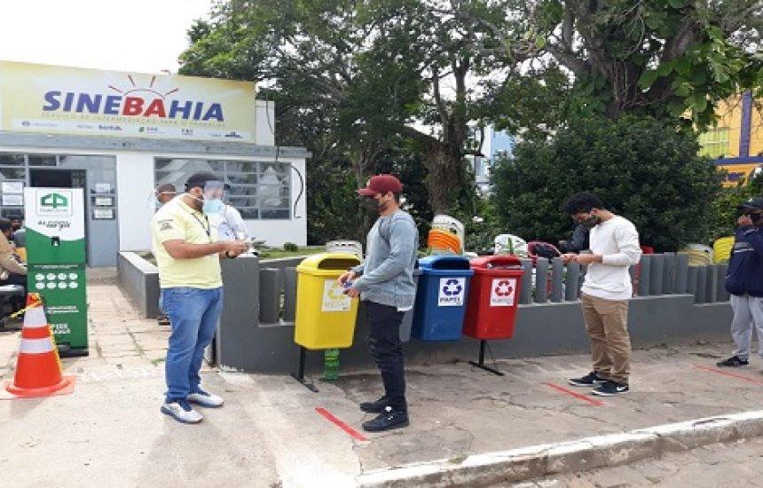 Sinebahia intermedia 90 vagas para 1° emprego para rede de restaurante