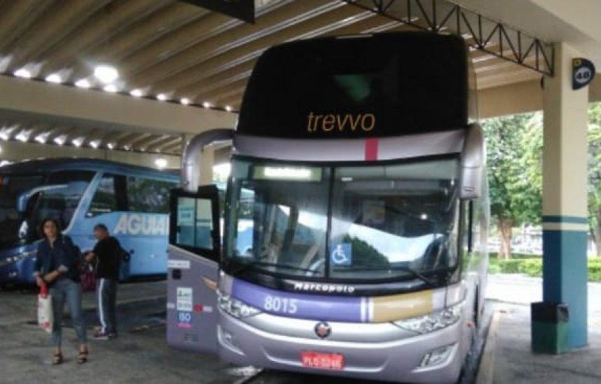 [Transporte intermunicipal volta a operar normalmente em toda a Bahia]