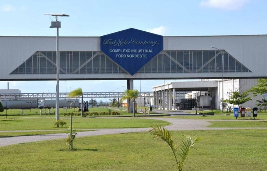 [Ford reduz produção em 46% e anuncia Plano de Demissão Voluntária em Camaçari]